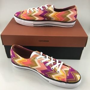 Converse x Missoni Chuck Taylor low top sneakers 9